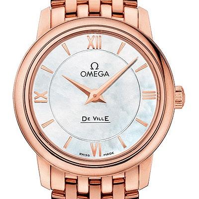 Omega De Ville Prestige Quartz - 424.50.27.60.05.002