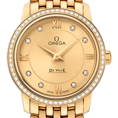 Omega De Ville Prestige Quartz - 424.55.27.60.58.001