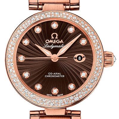 Omega De Ville Ladymatic Co-Axial - 425.65.34.20.63.002