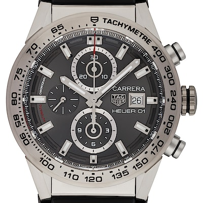 Tag Heuer Carrera Calibre Heuer 01 Automatic Chronograph - CAR208Z.FT6046