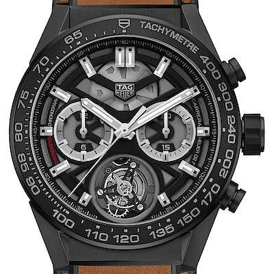 Tag Heuer Carrera Calibre Heuer 02T Automatic Chronograph - CAR5A90.FT6121
