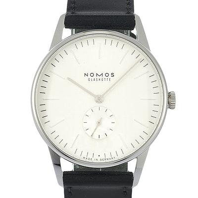 Nomos Orion 38 weiß  - 386