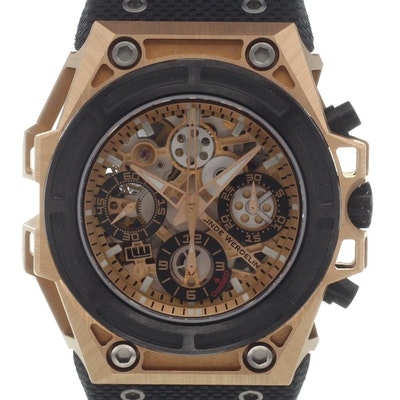 Linde Werdelin Spidospeed Gold Ltd. - SPIDOSPEED GOLD