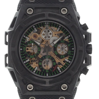 Linde Werdelin Spidospeed Carbon Green Ltd. - SPIDOSPEED CARBON GREEN
