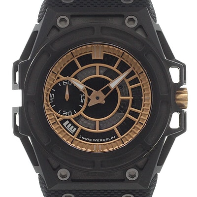 Linde Werdelin Spidolite Black Gold Ltd. - SPIDOLITE BLACK GOLD