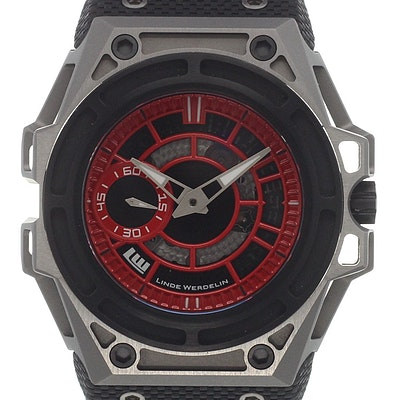 Linde Werdelin Spidolite Titanium Red Ltd. - SPIDOLITE TITANIUM RED