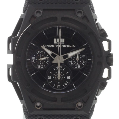 Linde Werdelin Spidospeed Anthracite DLC Ltd. - SPIDOSPEED ANTHRACITE DLC