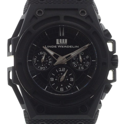 Linde Werdelin Spidospeed Black DLC Ltd. - SPIDOSPEED BLACK DLC