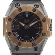 Linde Werdelin Oktopus Double Date Rose Gold Ltd. - OKTOPUS DOUBLE DATE ROSE GOLD