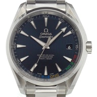 Omega Seamaster Olympic Collection Pyeongchang 2018 Ltd. - 522.10.42.21.03.001