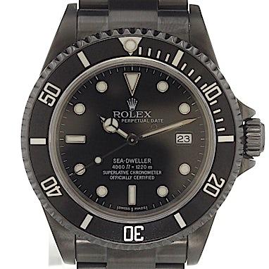 Rolex Sea-Dweller DLC - 16600