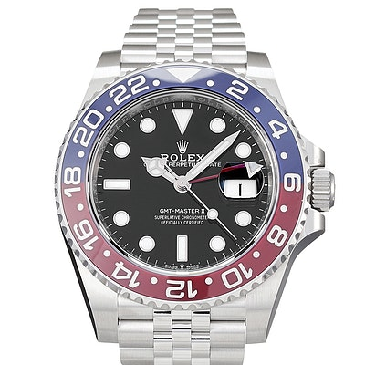 Rolex GMT-Master II - 126710BLRO