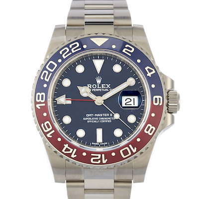 "Rolex GMT-Master II ""Baselworld 2018"" - 116719BLRO"