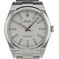 """Rolex Oyster Perpetual 39 """"Baselworld 2018"""" - 114300"""