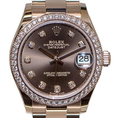 Rolex Datejust 31 - 278285RBR
