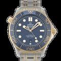 Omega Seamaster Diver 300M Master Co-Axial - 210.20.42.20.03.001
