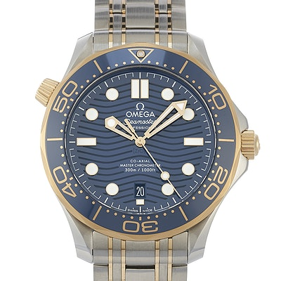 Omega Seamaster Diver 300M Master Co-Axial - 210.20.42.20.03.001