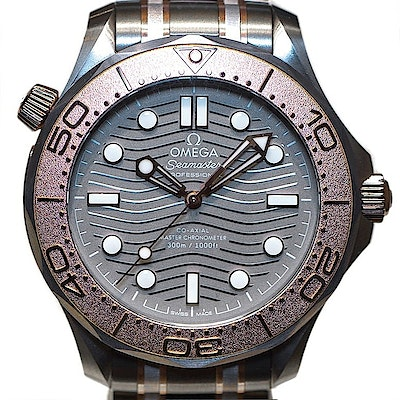 Omega Seamaster Diver 300M Master Co-Axial - 210.60.42.20.99.001