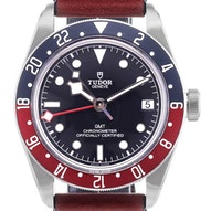 "Tudor Black Bay GMT ""Baselworld 2018"" - 79830RB"