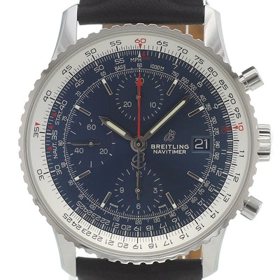 "Breitling Navitimer 1 Chronograph 41 ""Baselworld 2018"" - A13324121C1X1"
