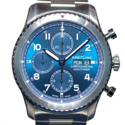 Breitling Navitimer 8 Chronograph 43 - A13314101C1A1