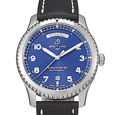 Breitling Aviator 8 Automatic Day & Date 41 - A45330101C1X1
