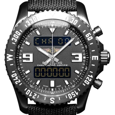 Breitling Chronospace Military - M78367101B1W1