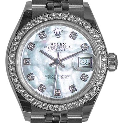 Rolex Datejust 31 - 278289RBR