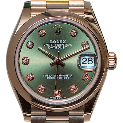 Rolex Lady-Datejust 28 - 279165
