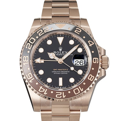 Rolex GMT-Master II - 126715CHNR