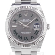 "Rolex Datejust 41 ""Baselworld 2018"" - 126334"