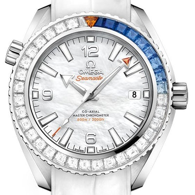 Omega Seamaster Planet Ocean 600M Co-Axial Master Chronometer - 215.58.40.20.05.001