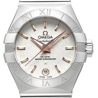 Omega Constellation Co-Axial Master Chronometer - 127.10.27.20.02.001