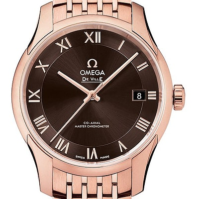 Omega De Ville Hour Vision Co-Axial Master Chronometer - 433.50.41.21.13.001