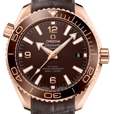 Omega Seamaster Planet Ocean 600M Co-Axial Master Chronometer - 215.63.40.20.13.001