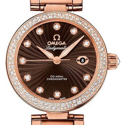 Omega De Ville Ladymatic - 425.65.34.20.63.001