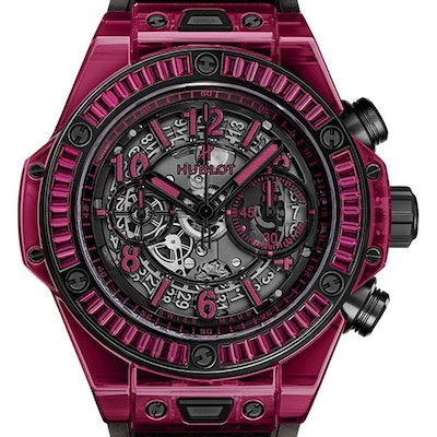 Hublot Big Bang Unico Red Sapphire - 411.JR.4901.RT.1902