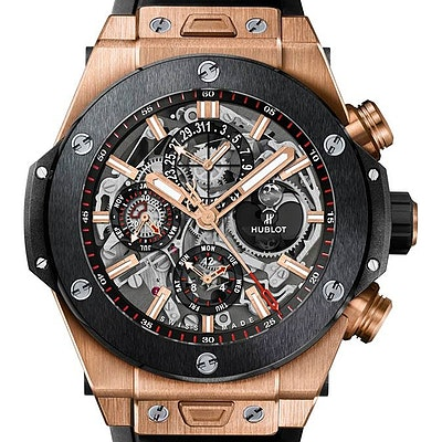 Hublot Big Bang Unico Perpetual Calendar King Gold - 406.OM.0180.RX