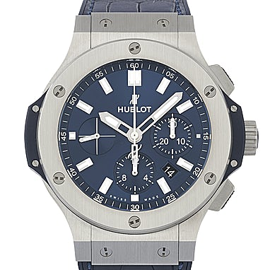 Hublot Big Bang Steel Blue - 301.SX.7170.LR