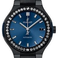Hublot Classic Fusion Ceramic Blue - 568.CM.7170.CM.1204
