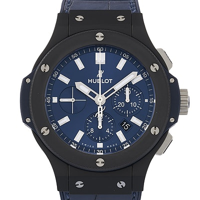 Hublot Big Bang Ceramic Blue - 301.CI.7170.LR