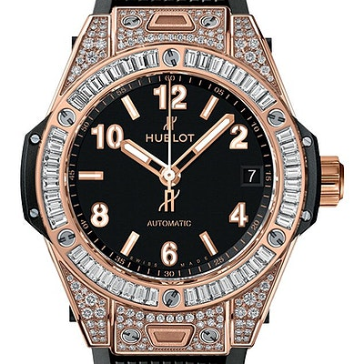Hublot Big Bang One Click King Gold Jewellery - 465.OX.1180.RX.0904