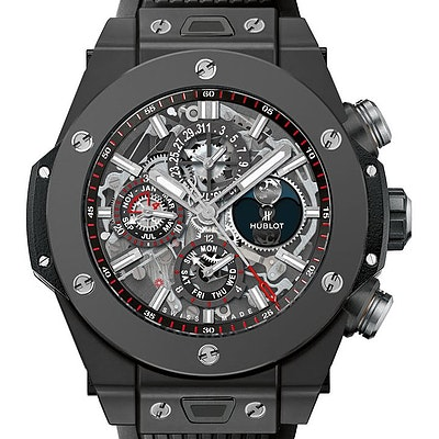 Hublot Big Bang Unico Perpetual Calendar Black Magic - 406.CI.0170.RX