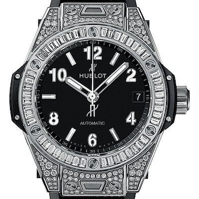 Hublot Big Bang One Click Steel Jewellery - 465.SX.1170.RX.0904