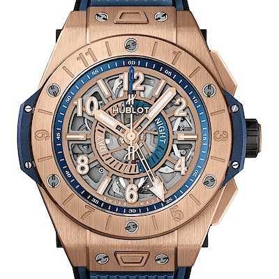 Hublot Big Bang Unico GMT King Gold - 471.OX.7128.RX
