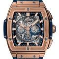 Hublot Spirit of Big Bang King Gold Blue - 601.OX.7180.LR