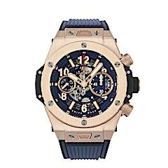 Hublot Big Bang Unico King Gold Blue - 411.OX.5189.RX