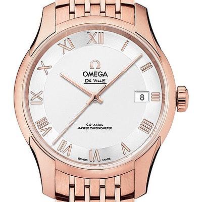 Omega De Ville Hour Vision Co-Axial Master Chronometer - 433.50.41.21.02.001