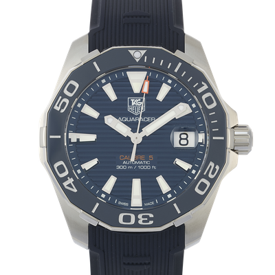 Tag Heuer Aquaracer Calibre 5 Automatic - WAY211C.FT6155