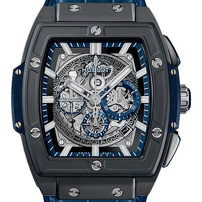 Hublot Spirit of Big Bang Ceramic Blue - 601.CI.7170.LR